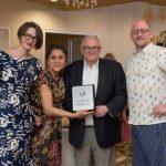 Chamber Holds Annual Awards Dinner
