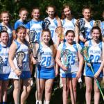 Haldane Girls' Lacrosse Ends First Year
