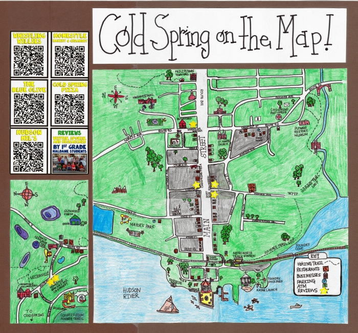 Cold Spring map