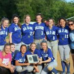 Haldane Softball Wins Section 1 Title