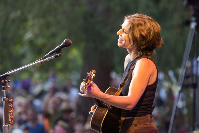 June 15 Clearwater Ani DiFranco.'
