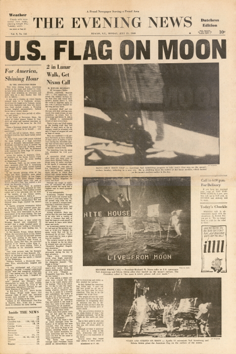 The Beacon Evening News, July 21, 1969