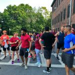 Out There: Running Circles Around Racism