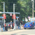 Garrison Gas Station Wants Canopy
