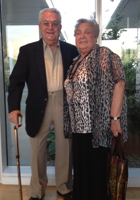 Marvin and Rhoda Needelman