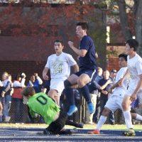 Beacon Boys Fall on Late Goal