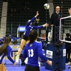 Almost! Haldane Volleyball Takes Third Place