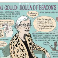 Clara Lou Gould: Doula of Beacon's Rebirth