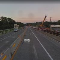 I-84 Overpass Work Complete