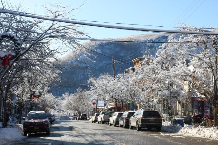 Main St Winter 2