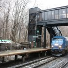 Cold Spring Train Elevator Closed