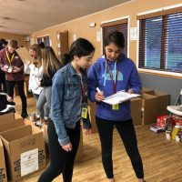 Sorority, Honor Society Lead Drive