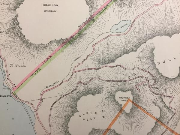 Breakneck map