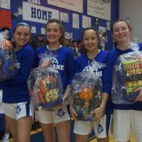 Haldane Girls Push Back to Tame Tigers
