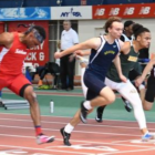 Beacon Runner Wins 55-Meter Title