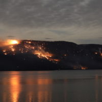 Breakneck Fire Contained (Updated)