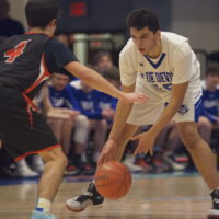 Haldane Boys Upset in Tournament Heartbreaker