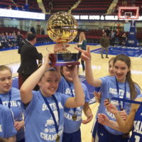 Haldane Girls Win Section 1 Title (Updated)