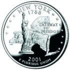 New York quarter