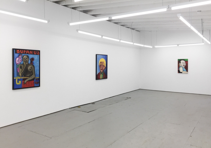 Ferrer and Cohen on display at Parts and Labor Gallery