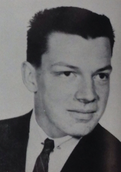 Dick Phelps in 1959