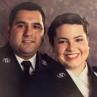 Leilani Rodríguez-Alarcón and Josue Alarcón
