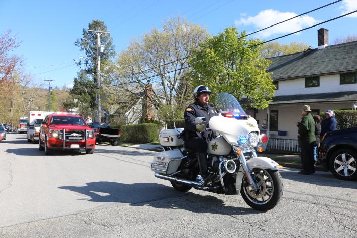 Motorctcle Cop