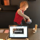 Kid Friendly: Working from Home, COVID Style