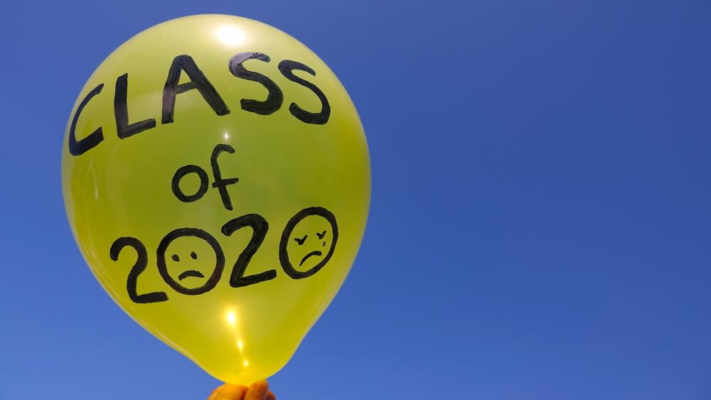 class of 2020 balloon