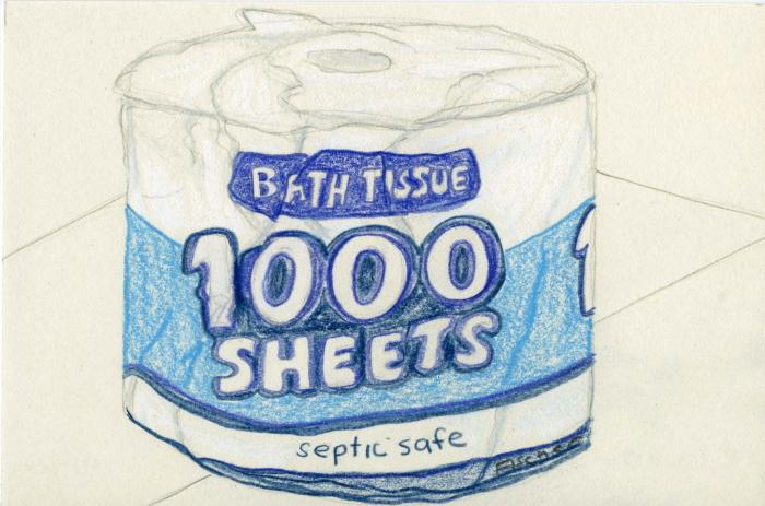 Fischer Bath Tissue