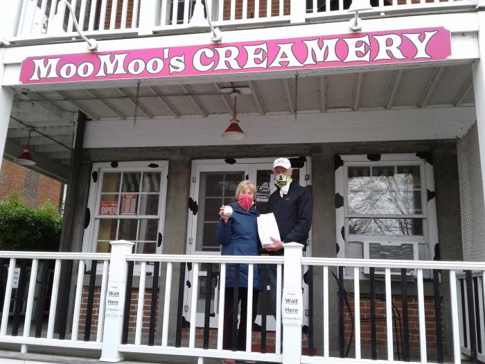Moo Moos customers