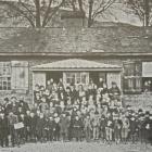 Then & Now: Pear Tree Hill School