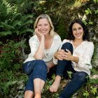 Lisa Rasic and Gayle Slonim