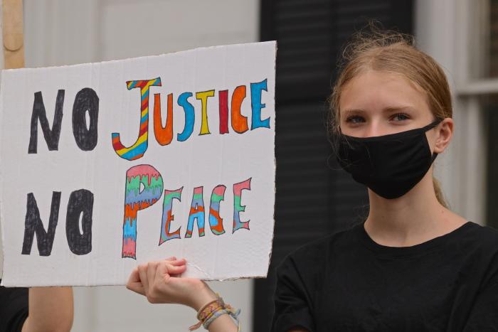 Carmel protests
