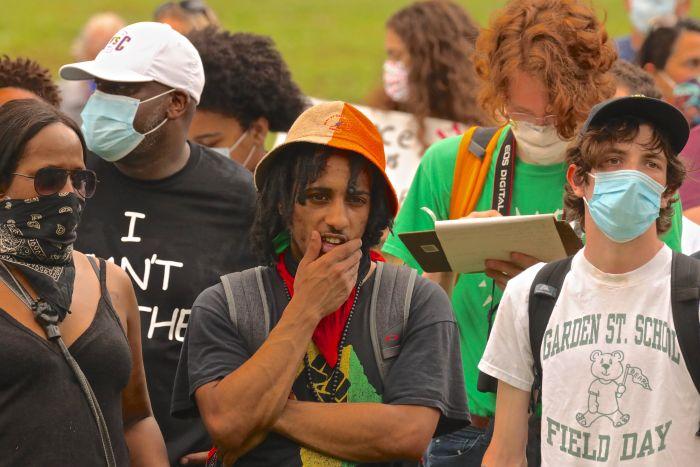 Brewster protest