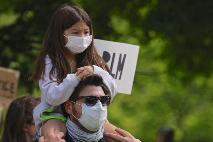 Cold Spring Protest