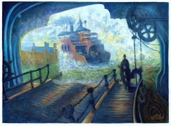 """Beacon Ferry"""