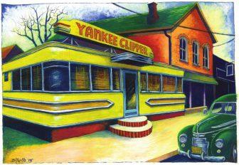 """""""Yankee Clipper"""""""
