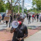 Black Lives Matter Protest, July 25
