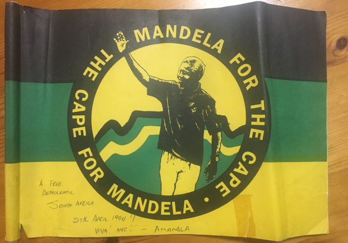 An ANC flag