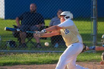 baseball Parker White
