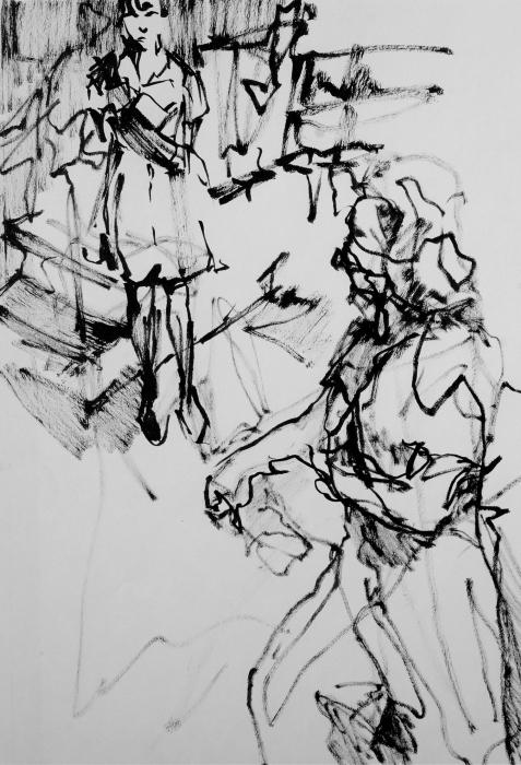 Ink Figures