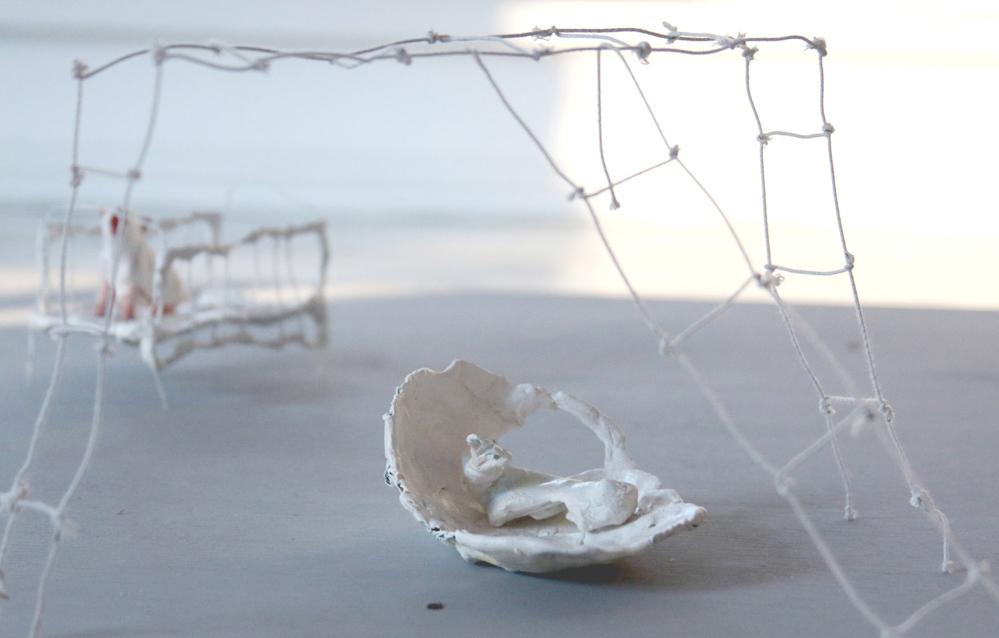 Pam Marchin sculpture