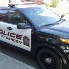 Beacon police car