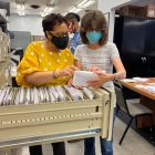 Dutchess election workers process absentee ballots