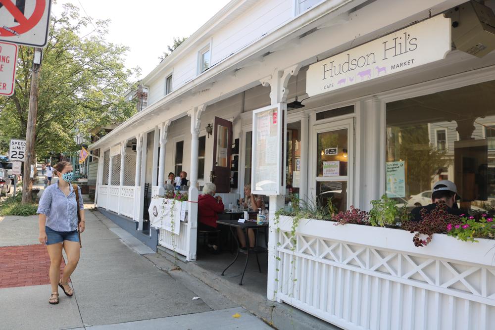 Hudson Hil's