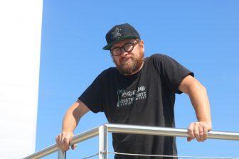 Jeff O'Neil at the Beacon facility