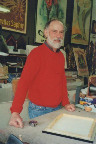 Richard Saunders at Hudson Rogue
