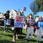USPS demonstration