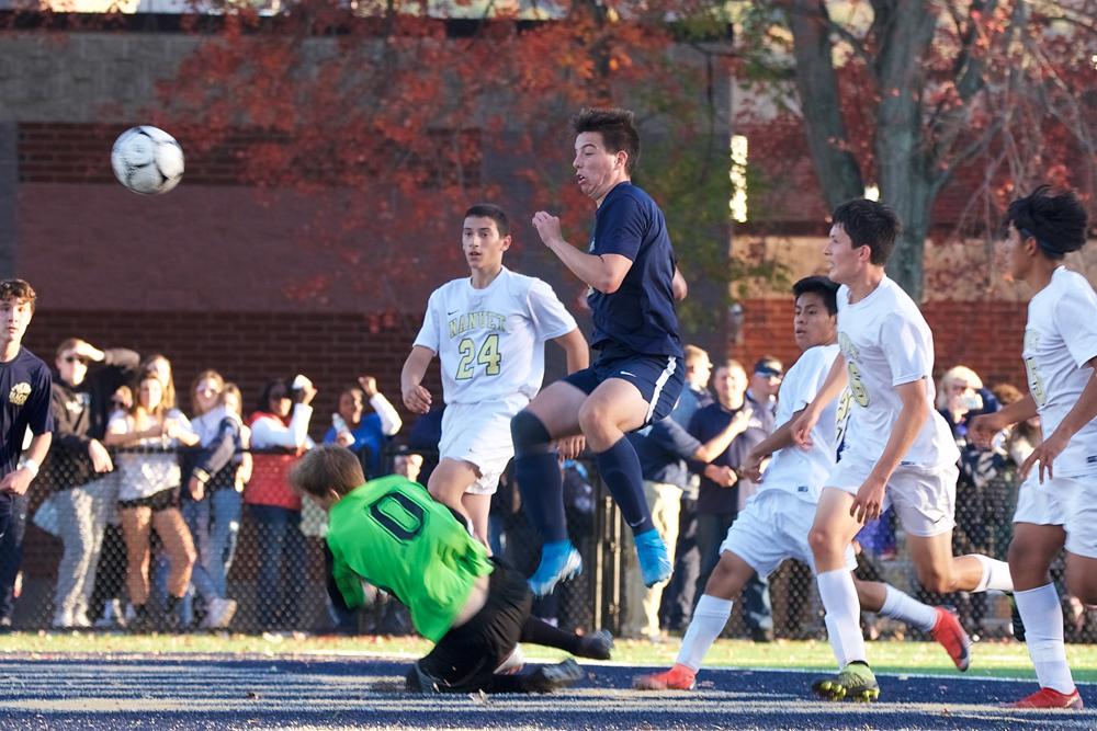 Beacon soccer